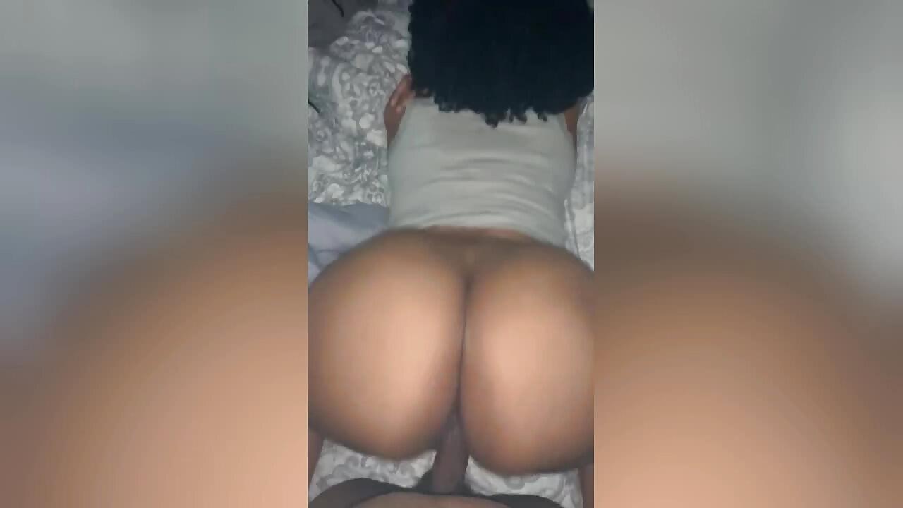 Mzansi Big Booty Fuck