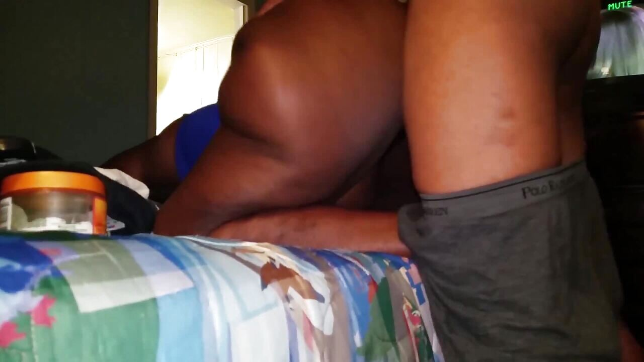 Big Black African Ass Fucked Hard