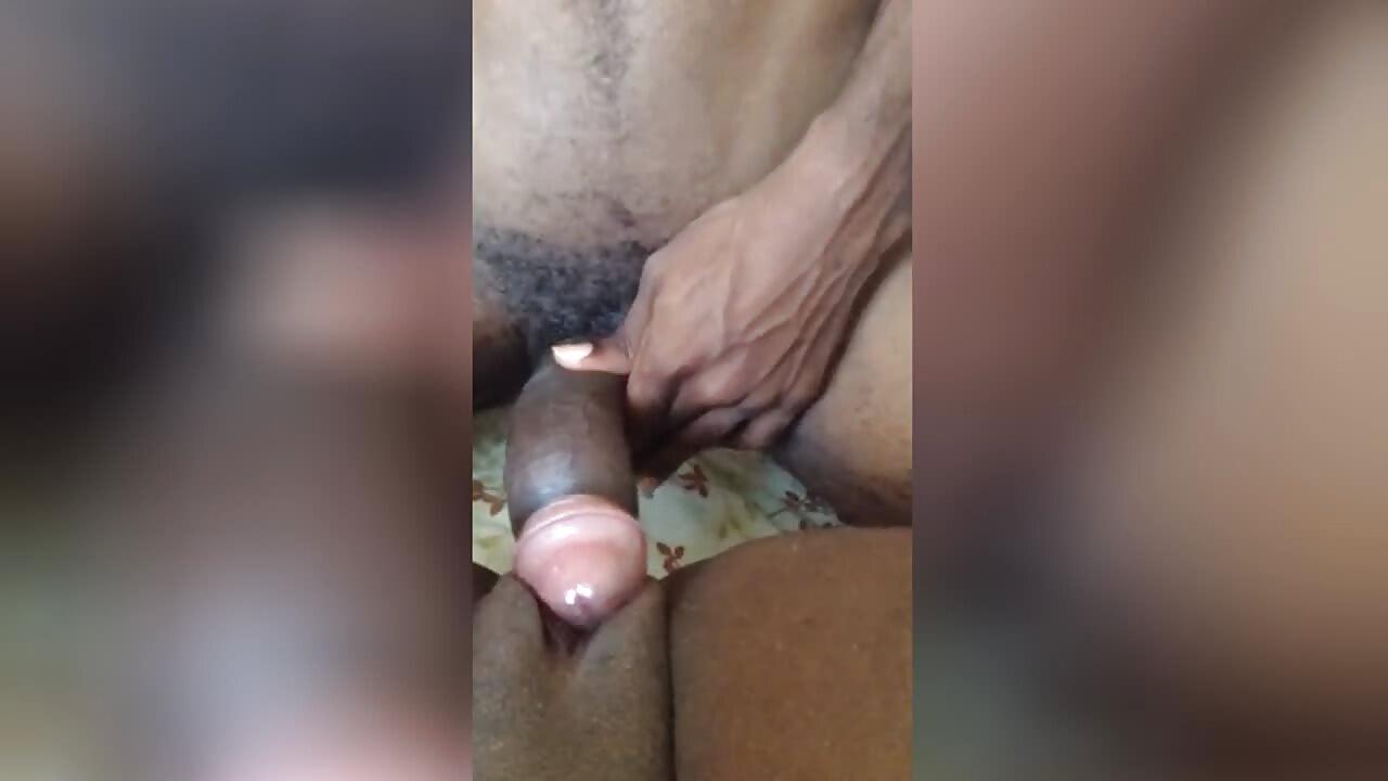 Teasing Kasi Teen Pussy