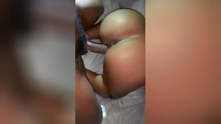 Fat Ass Ebony Teen Backshots