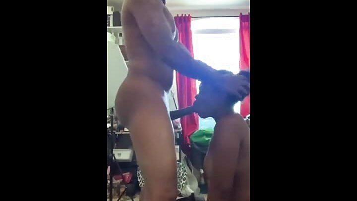 Hot Teen Sucking Big Black Cock